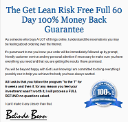 get lean program by belinda benn